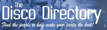 The Disco Directory offers easy access to the DJs and Discos that can make your party swing
